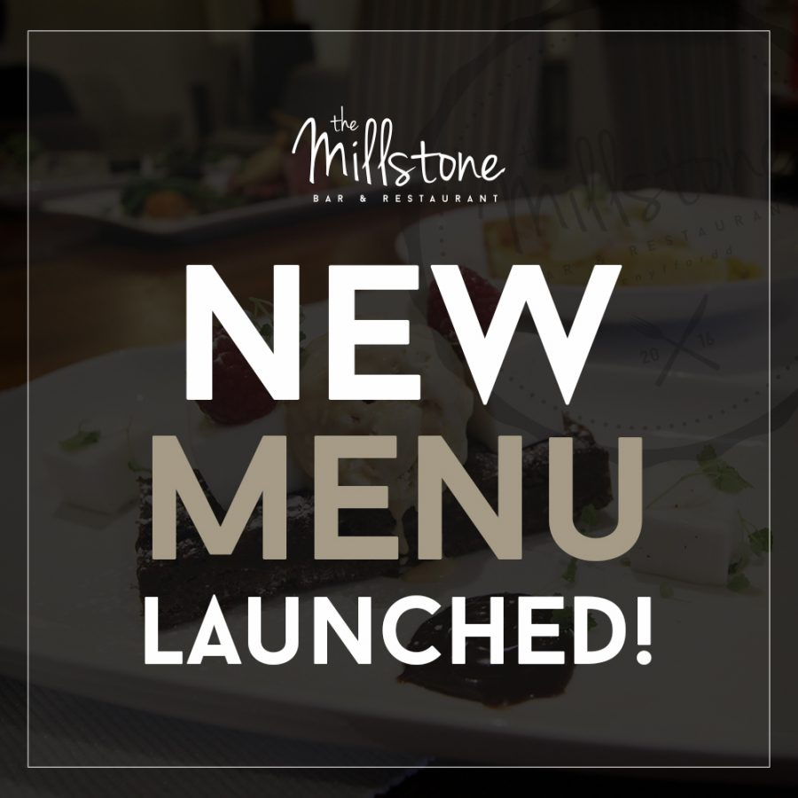 Our New Menu Has Launched!