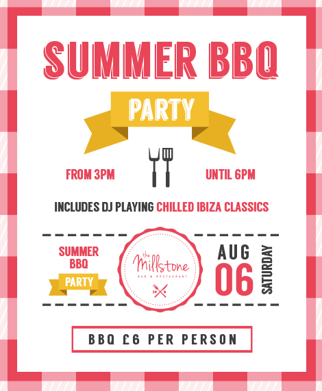 millstone summer bbq party the millstone penyffordd