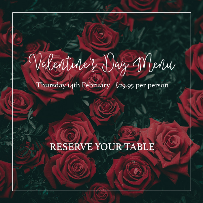 Spread the LOVE! – Spend Valentines Day with us