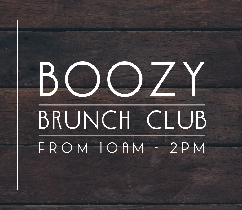 Boozy Brunch Club